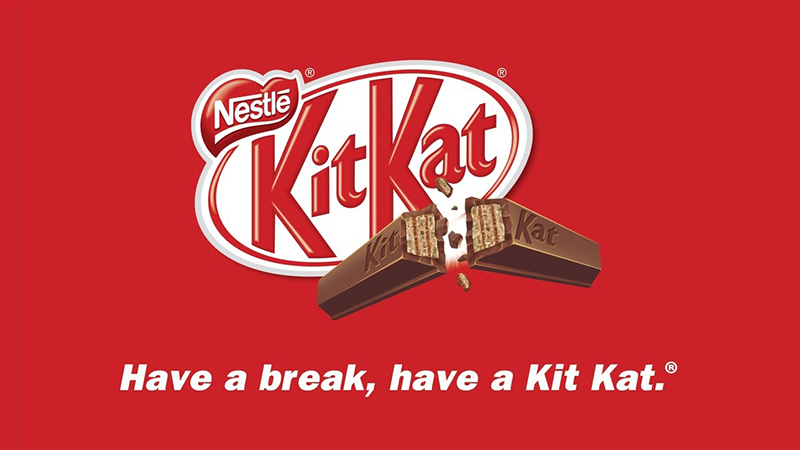 Brand slogan tagline