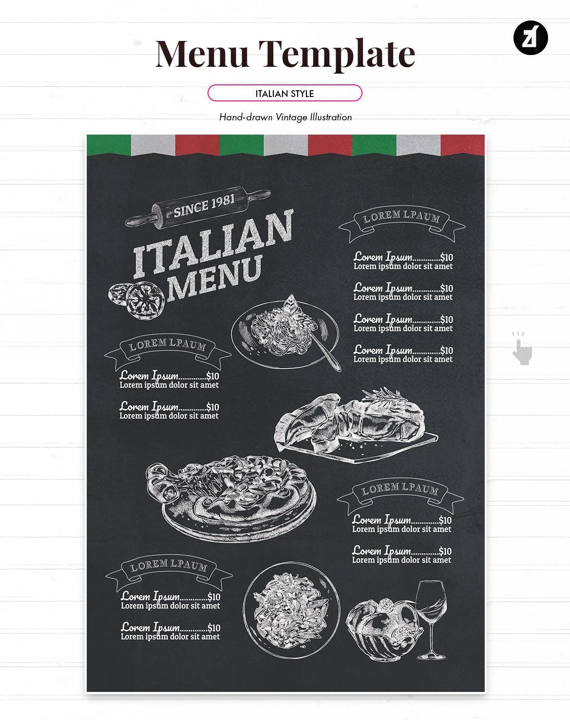 menu pizza nha hang thuc an y mn21042021 001 1